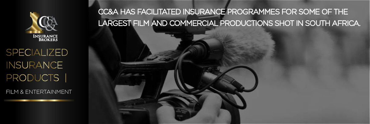 Film & Intertainment Insurance