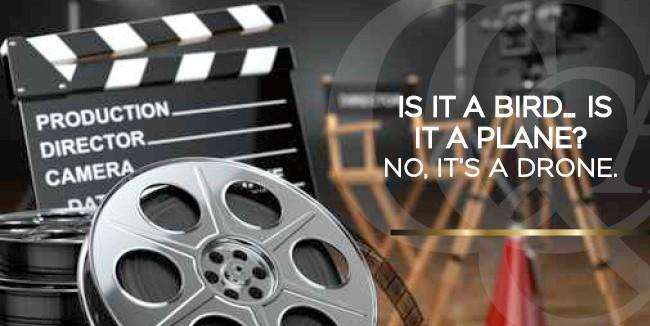 Drones in the film industry