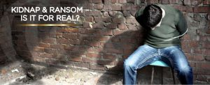 kidnap and ransom insurance