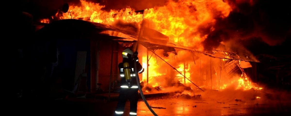 what you should do in a fire emergency